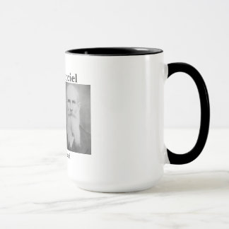 ʻOhana Marciel Black 15 oz Ringer Mug
