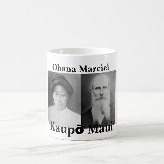 ʻOhana Marciel White 11 oz Classic Mug