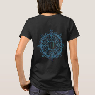 ΒΘΧ Women's T-Shirt Stone Blue