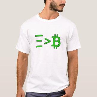 Ξ > B T-Shirt
