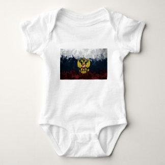 Маленький русский baby bodysuit