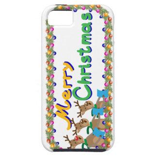 Олени поют 2 iPhone 5 cases