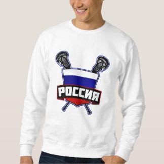 России Russia Lacrosse Sweatshirt