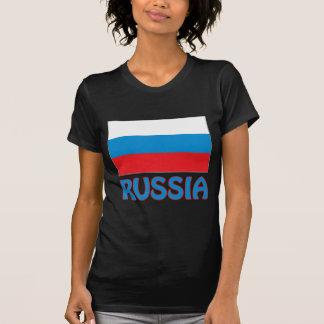 Россия Russia Tee
