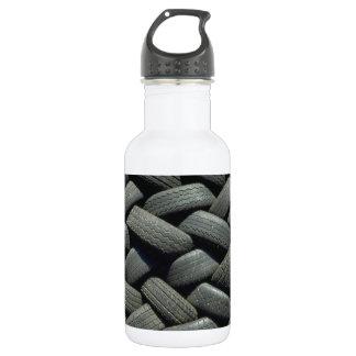 Сar tires 532 ml water bottle