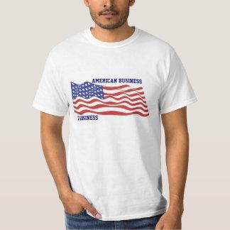"""Футболка """"Дело американцев делать бизнес""""/ Shirt"""