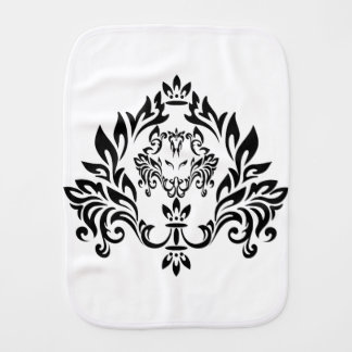 орнамент 1 burp cloth