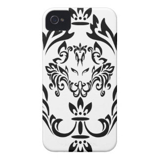 орнамент 1 iPhone 4 Case-Mate case