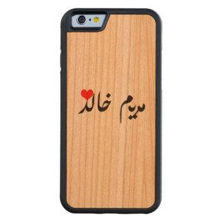 مريم CARVED CHERRY iPhone 6 BUMPER CASE