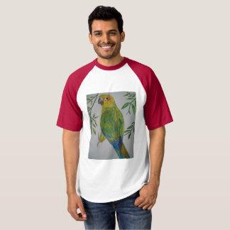 オウム パロット Pretty conure parrot T-Shirt