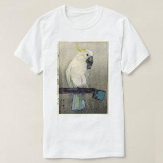 キバタン・オウム, Sulphur-crested cockatoo, Yoshida T-Shirt