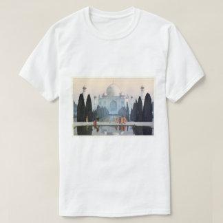 タージ・マハル, Taj Mahal, Hiroshi Yoshida, Woodcut T-Shirt