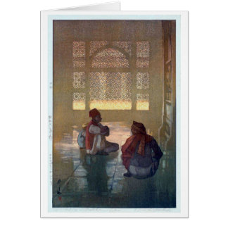 ファテープル・シークリー, Fatehpur Sikri, Hiroshi Yoshida Card