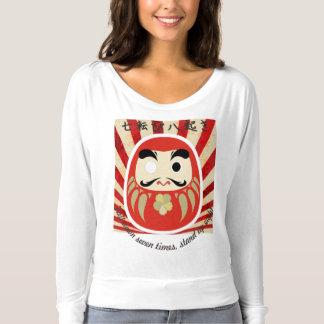 七転び八起き DARUMA T-Shirt