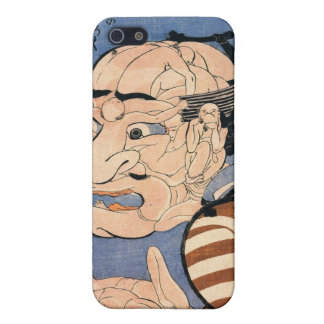 人でできた顔, 国芳 Face Made of Peoples, Kuniyoshi, Ukiyoe iPhone 5 Covers