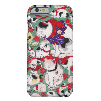 作者不詳 Cats, Author unknown Barely There iPhone 6 Case