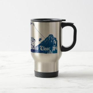 凱 wind fine weather travel mug