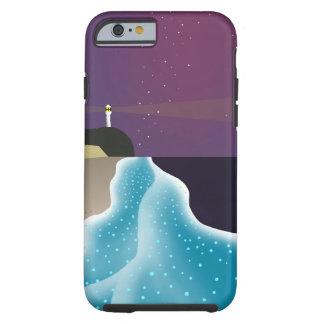 夜光虫 (エメラルドグリーンバージョン) TOUGH iPhone 6 CASE