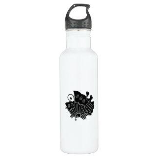 揚 feather butterfly 710 ml water bottle