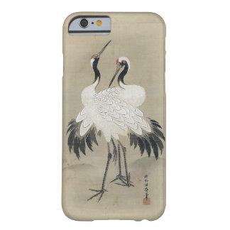 旭日双鶴図, 狩野洞春 Cranes & Morning sun, Kano Doushun Barely There iPhone 6 Case