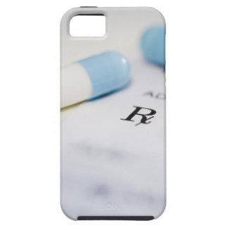 書かれた規定の丸薬 CASE FOR THE iPhone 5