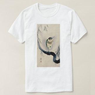 柳にタゲリ, 古邨 Northern lapwing on Willow branch, Koson T-Shirt