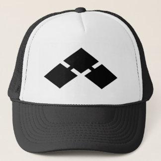 榺 water caltrop trucker hat