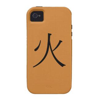 火, Fire iPhone 4/4S Cases