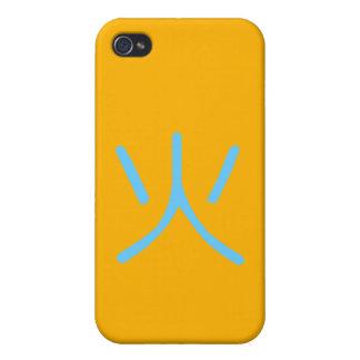 火, Fire Cover For iPhone 4
