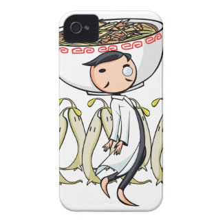 萌 palm doctor English story Ramen shop Kanagawa iPhone 4 Case