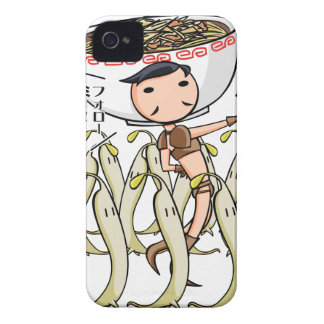 萌 palm soldier English story Ramen shop Kanagawa iPhone 4 Covers