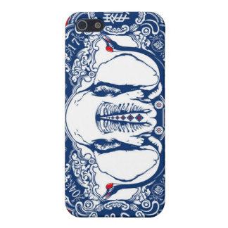 象鶴iphone4 Case iPhone 5 Covers