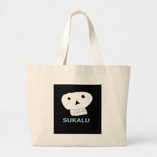 髑 髏 letter equipped 5.png Ⅿ r. skull you Jumbo Tote Bag