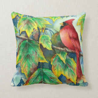 0004/0487 Cardinal Pillow