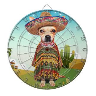 000-mexican dart board
