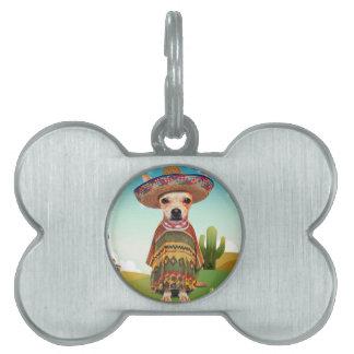 000-mexican pet tag