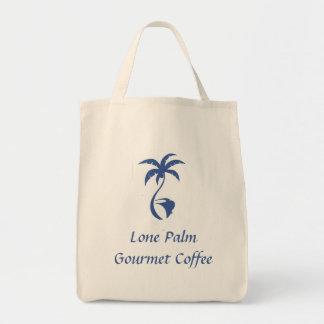001lp, Lone Palm Gourmet Coffee,tote Tote Bags
