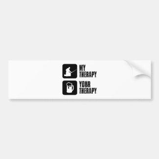 _0020_Iaido.png Bumper Sticker