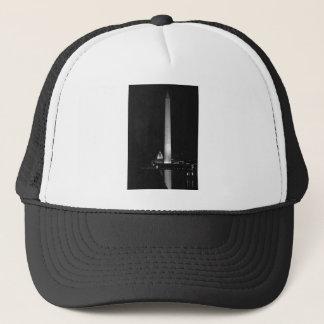 0031 Washington's Glow (Night B&W).JPG Trucker Hat