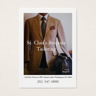 0065720-R3-007-2, St. Clair's Bespoke Tailoring...