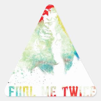 007_IWANTYOU-PRINT.jpg Triangle Sticker
