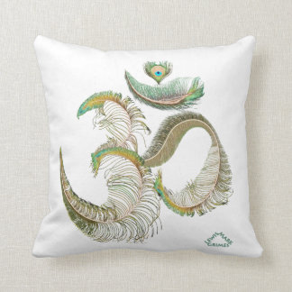 "0101 Om 3, Throw Pillow 20""x20"""