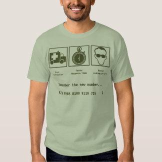 01189998819991197253 (Olive Green) Tee Shirt