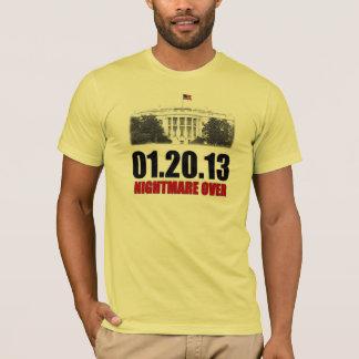 01.20.13 Nightmare Over T-Shirt