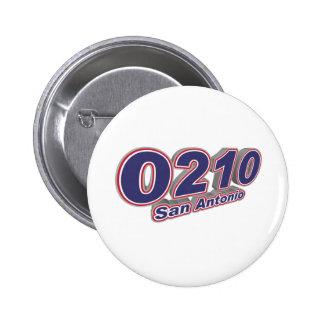 0210 San Antonio Pinback Buttons