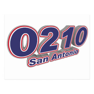 0210 San Antonio Post Cards