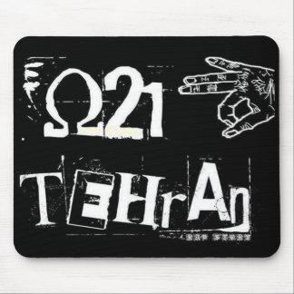 021 Tehran Mouse Pad