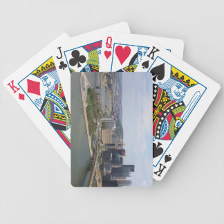 0230 Pittsburgh (Golden Triangle).JPG Bicycle Playing Cards