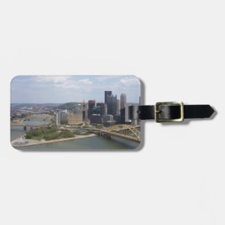 0230 Pittsburgh (Golden Triangle).JPG Luggage Tag