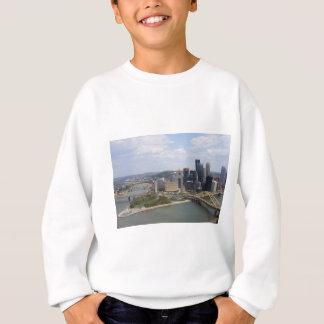 0230 Pittsburgh (Golden Triangle).JPG Sweatshirt